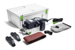 Szlifierka taśmowa BS 105 E-Plus FESTOOL