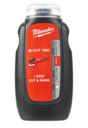 Mleczko polerskie M-Cut 1500 (250 ml) Gruboziarniste (1500) ONE STEP klasy premium MILWAUKEE