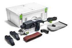 Szlifierka taśmowa BS 75 E-Plus FESTOOL