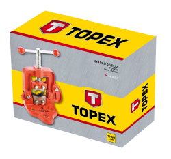 Imadło do rur 10-60 mm 34D082 TOPEX