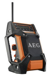 BR1218C - 0 Radio z technologią Bluetooth AEG